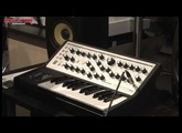 Musikmesse 2013 - MOOG Sub Phatty Analog Synthesizer (english)