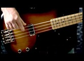 Fender Cabronita Precision Bass Demo