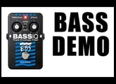 EBS BASSIQ BASS DEMO
