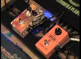 Pedal Chain MYTH BUSTERS Phaser before or after overdrive guitar effects demo