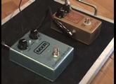 Silicon Fuzz Pedal Shootout ANALOGMAN Sunface BC108 vs MXR Classic 108 with SG & Jaguar Jr amp