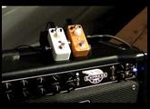 Guitar effects - MOOER Ultra Drive (Boss DS-1 + Keeley mod)