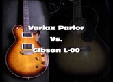 Test Guitar Line6 Variax James Tyler JTV-59 (Part 1 : Acoustic)