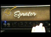 Musikmesse 2010 - Egnater Tweaker clean channel - demo