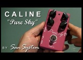 "Guitar Effects - CALINE  "" Pure Sky "" CP-12"