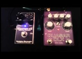 Darkglass Electronics B3K Overdrive - Subdecay Quasar DLX - BASS with FULL MIX