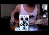 Fulltone OCD V4 On Bass