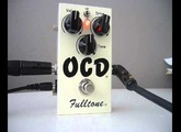 Fulltone OCD guitar pedal demo