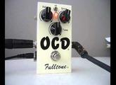Fulltone OCD guitar pedal demo