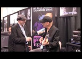 NAMM 2013: Billy Sheehan on his EBS Signature Drive Pedal