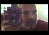 EBS Billy Sheehan Signature Pedal Demo