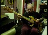 EBS 'Stanley Clarke' bass wah with Boss OC-2 on 77' Fender Jazz bass Funkout!