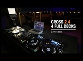 MixVibes Cross 2.4 : Ultimate HID control