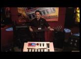 GT-10B Bass Effects Processor at NAMM 08