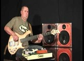 T Rex Bass Juice demonstrated by Adrian Kuban-Maruszczyk