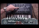 [5/5] Arturia MiniBrute TUTORIEL : Audio IN / Gate Source & CV Gate /MIDI/USB/MiniBrute Connection