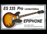 ES 335 PRO 2012 EPIPHONE Limited Edition  Improvisation BLUES Music Jean-Luc LACHENAUD.wmv
