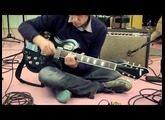 Steven Drozd of the Flaming Lips Demos the Walrus Audio Janus Tremolo/Fuzz Pedal