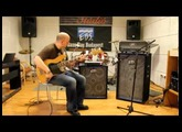 EBS REIDMAR Amp Test  feat. Arnold Vígh with Fender 1977 Jazz Bass