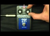 Test EBS MetalDrive Bass distortion