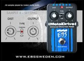 EBS MetalDrive - New Samples