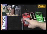 Best Compressor Pedal For Guitar