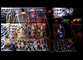 Willy Wonka's Synth Factory - Dual Buchla 200e systems