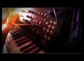 improvisation with korg ms 20 mini + rhodes mk II