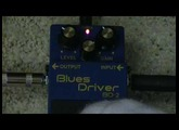Boss - BD-2 Blues Driver Overdrive pedal Review/Demo