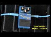 Demo - Boss BD-2 Blues Driver