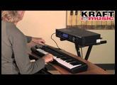 Kraft Music - Roland INTEGRA-7 SuperNATURAL Sound Module Demo with Scott Tibbs