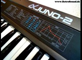Roland Alpha Juno 2 Analog Synthesizer (1986)