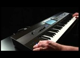 Korg Krome Video Manual -- Part 3: Combination Mode & Effects