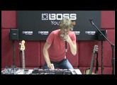 BOSS RC-300 Rico Loop NAMM 2012 Demo