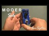 Guitar Effects - MOOER Solo