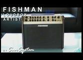 Amp - Fishman Loudbox Artist LBX600