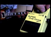 Boss SD1 Overdrive Review HQ