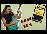 Fast Review - Boss SD-1 Maycon Priorato