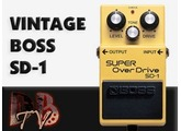 Vintage Boss SD-1 Demo - DBTV