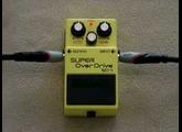 Boss SD-1 Super Overdrive Demo