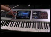 Roland Fantom G8 Workstation Keyboard Demo - Nevada Music UK