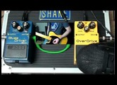 BOSS Blues Driver BD-2 vs BOSS Overdrive OD-3