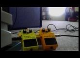 Gear Snippets: Boss SD-1 & OD-3 Short Demo