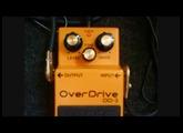 TESTE - BOSS OD-3 - OverDrive