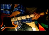 Sunshine Of Your Love Cream Cover w/ Squier by Fender Vintage Modified Jazz Bass 70 MN NT