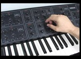 Yamaha CS-15 Synthesizer Demo