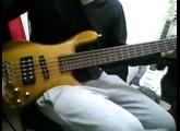 Warwick Streamer Jazzman demo