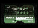Roland JD-990 w/ Vintage Synth Expansion Demo
