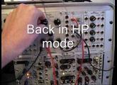Livewire Frequensteiner filter demo