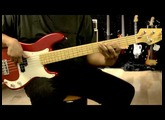 Squier Vintage Modified Precision Bass® V Demo